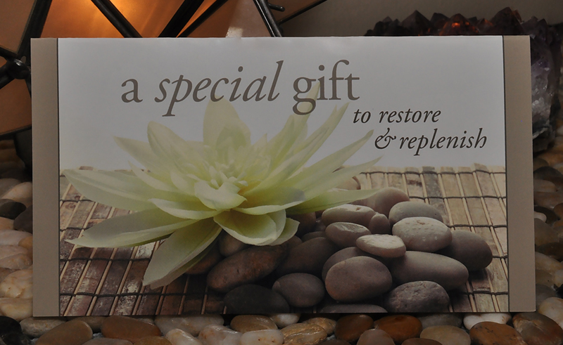 purchase gift certificates call or buy ecard