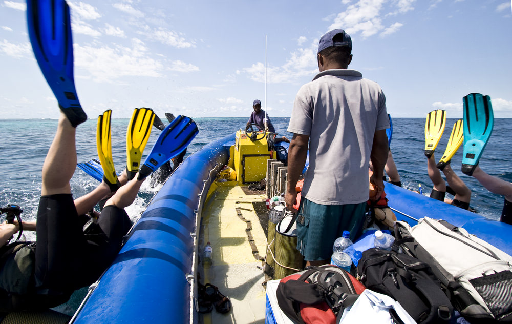 Local Diving Spots | Submariner Diving Center