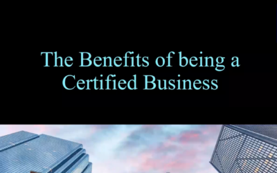 Latino Businesses Series: Benefits of Certification