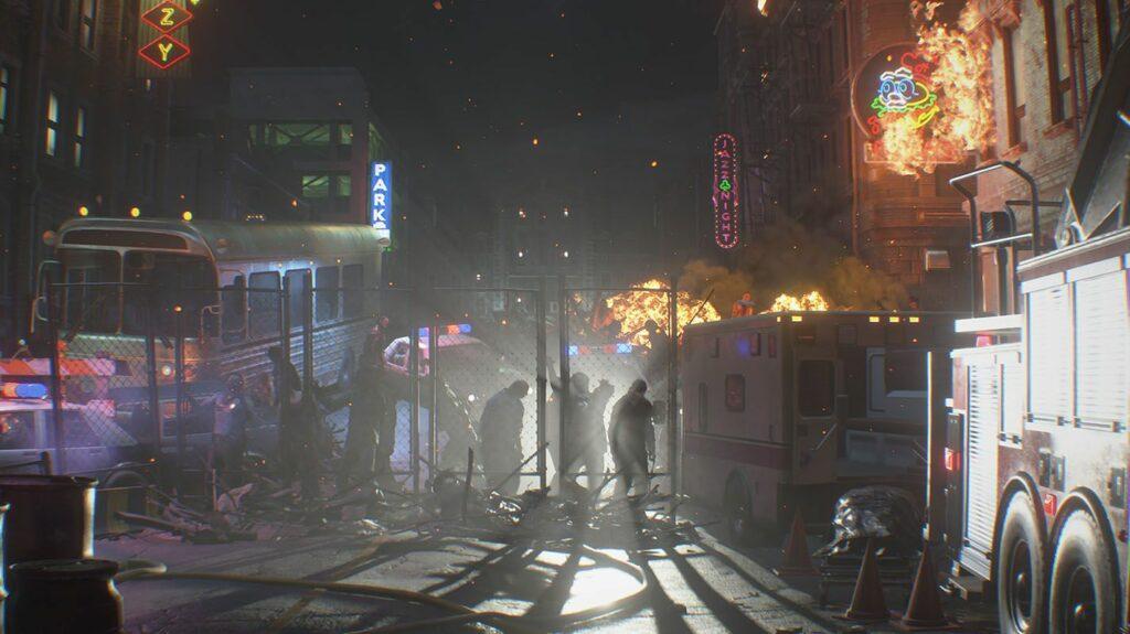 resident evil 3 remake ending
