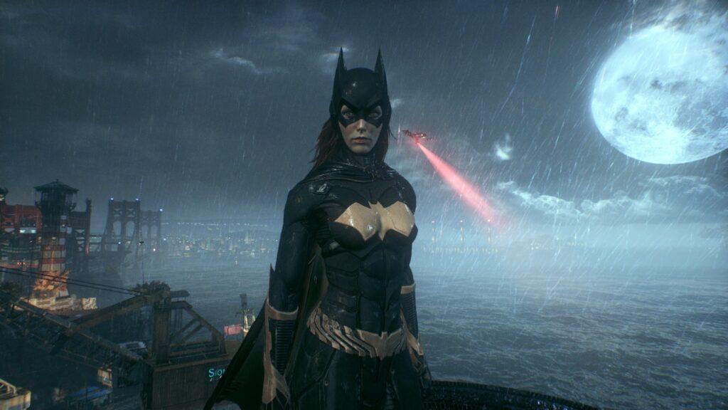 New Batman Game Batgirl