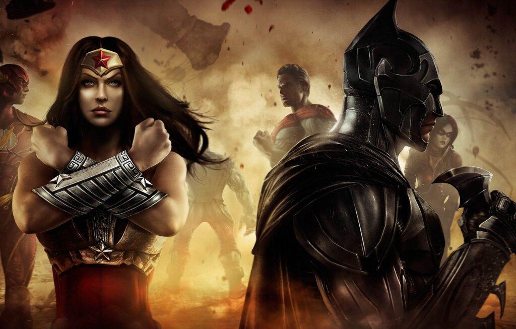 New Batman Game Justice League
