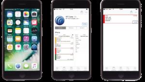 RFT Cares App