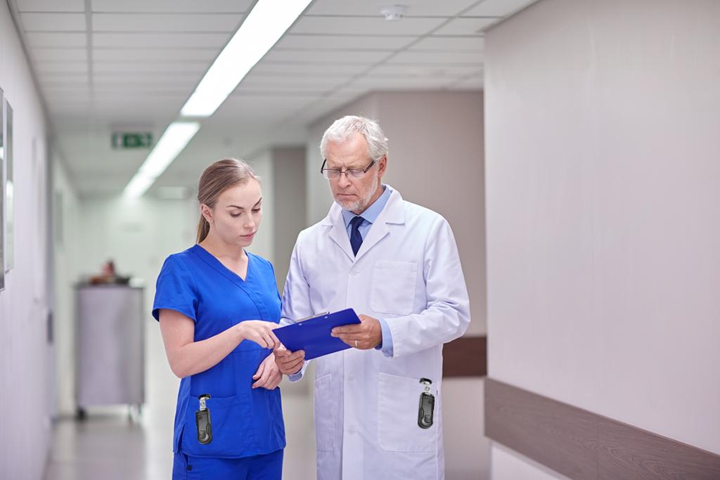 Nurse+Dr