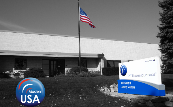 RF Technologies is headquartered in Brookfield, Wisconsin, USA