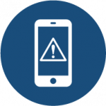RFT Cares Mobile Alerts delivered to staff while on the go