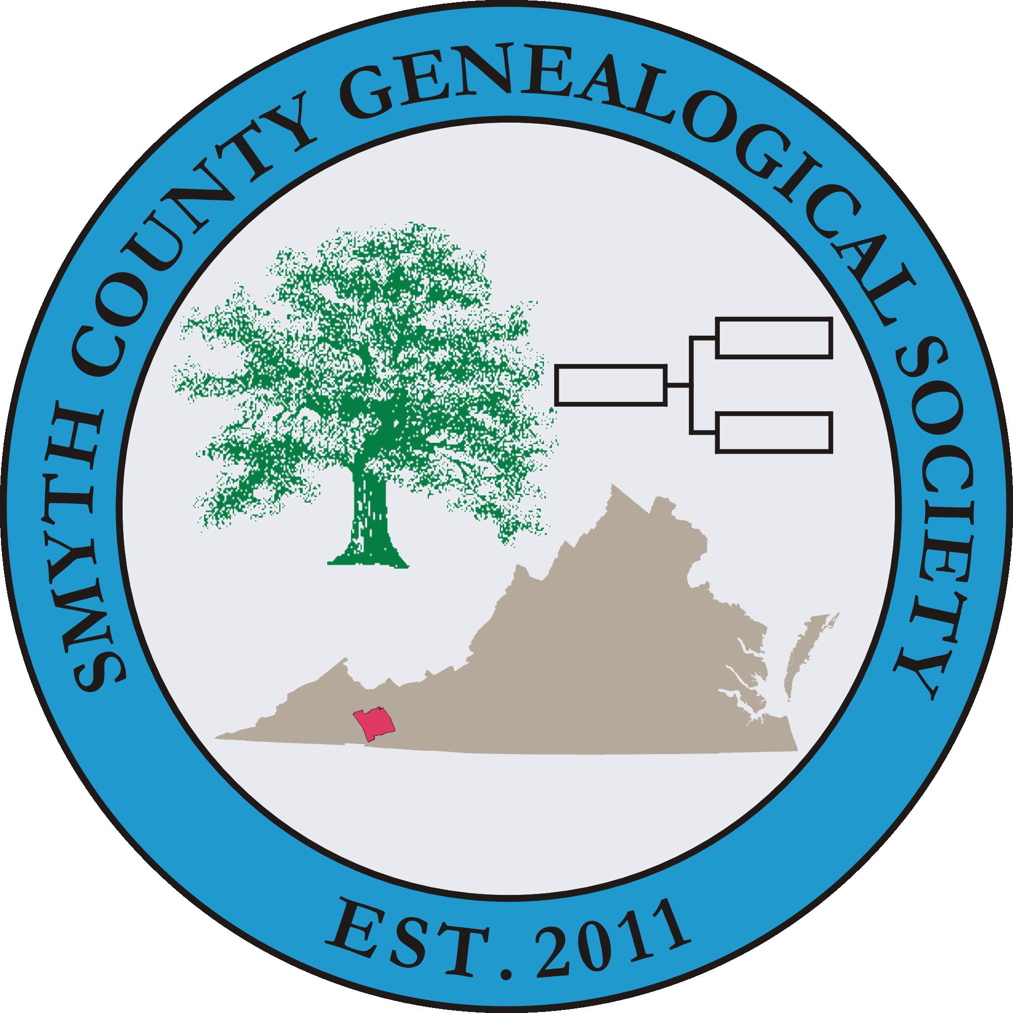 Smyth County Genealogical Society Logo