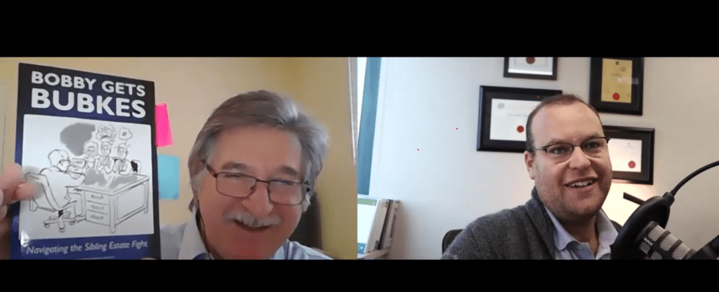 Charles Ticker and Avi Charney on Speak to a Lawyer Podcast