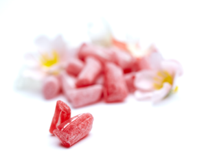 About Us - Butterfields Candy including Peach Buds hard candy made in North Carolina.