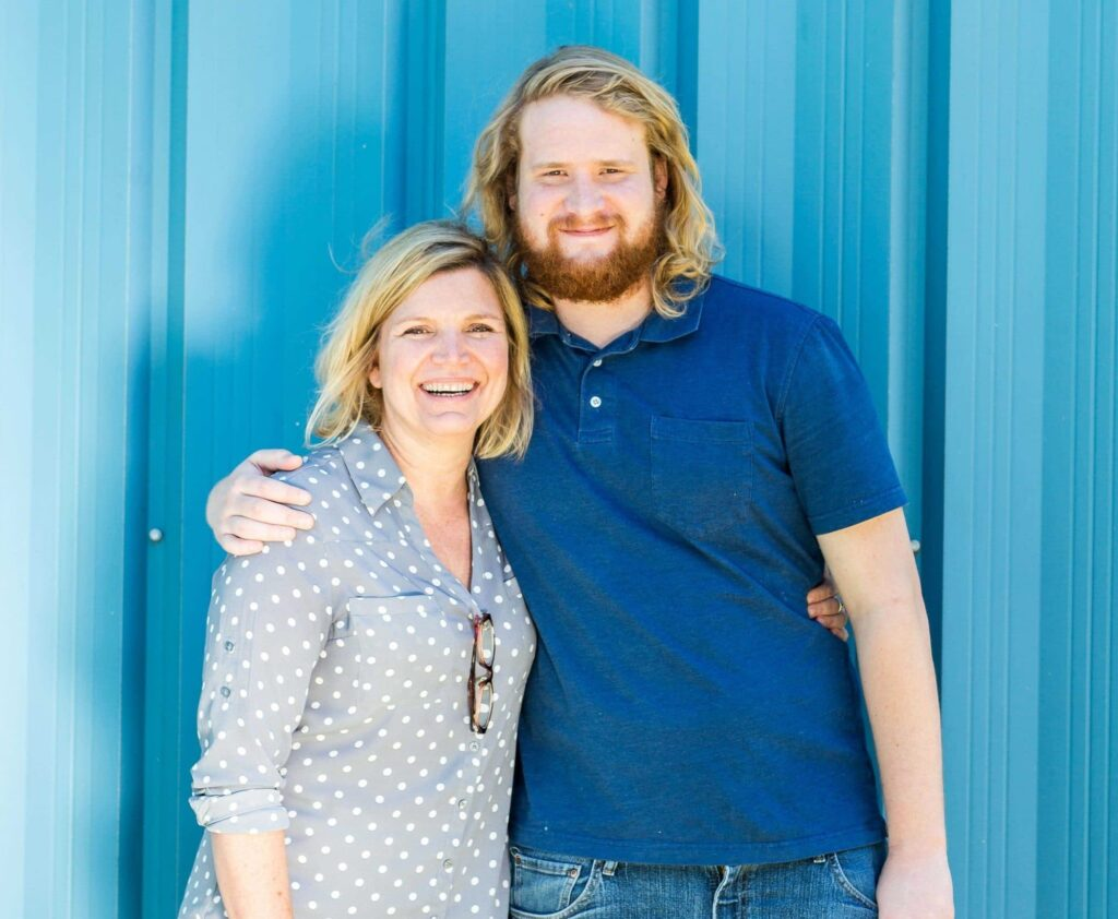 Dena Manning and Son Harry have Withstood the Test of Time at Butterfields Candy