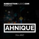 AhNique Fall 2017 Mix
