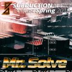 Mr. Solve Spring 2019 Mix