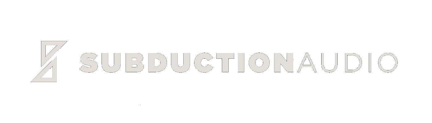Subduction Audio Home