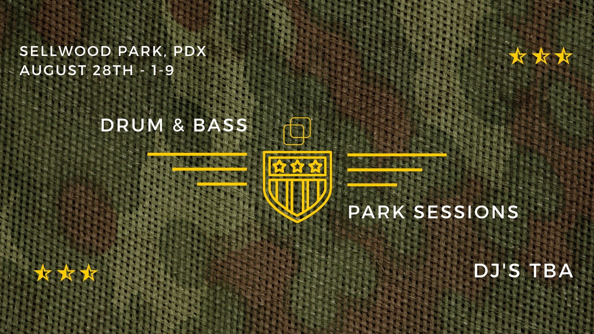 park sessions volume 3 august 27