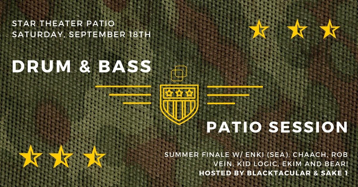 Park Sessions Season Closer September 18