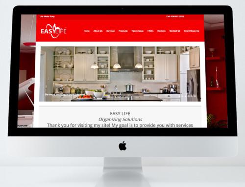 EasyLife Website