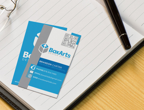 BoxArts Business Cards