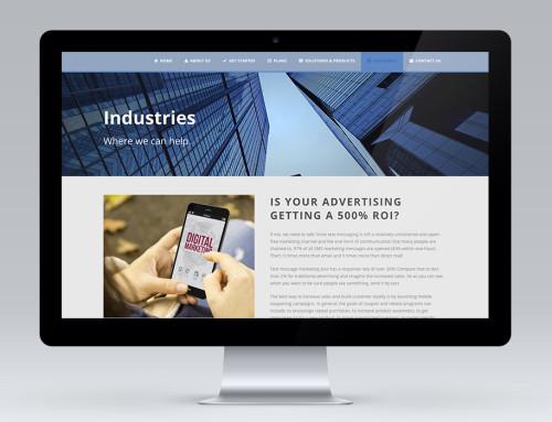 New Direction Website