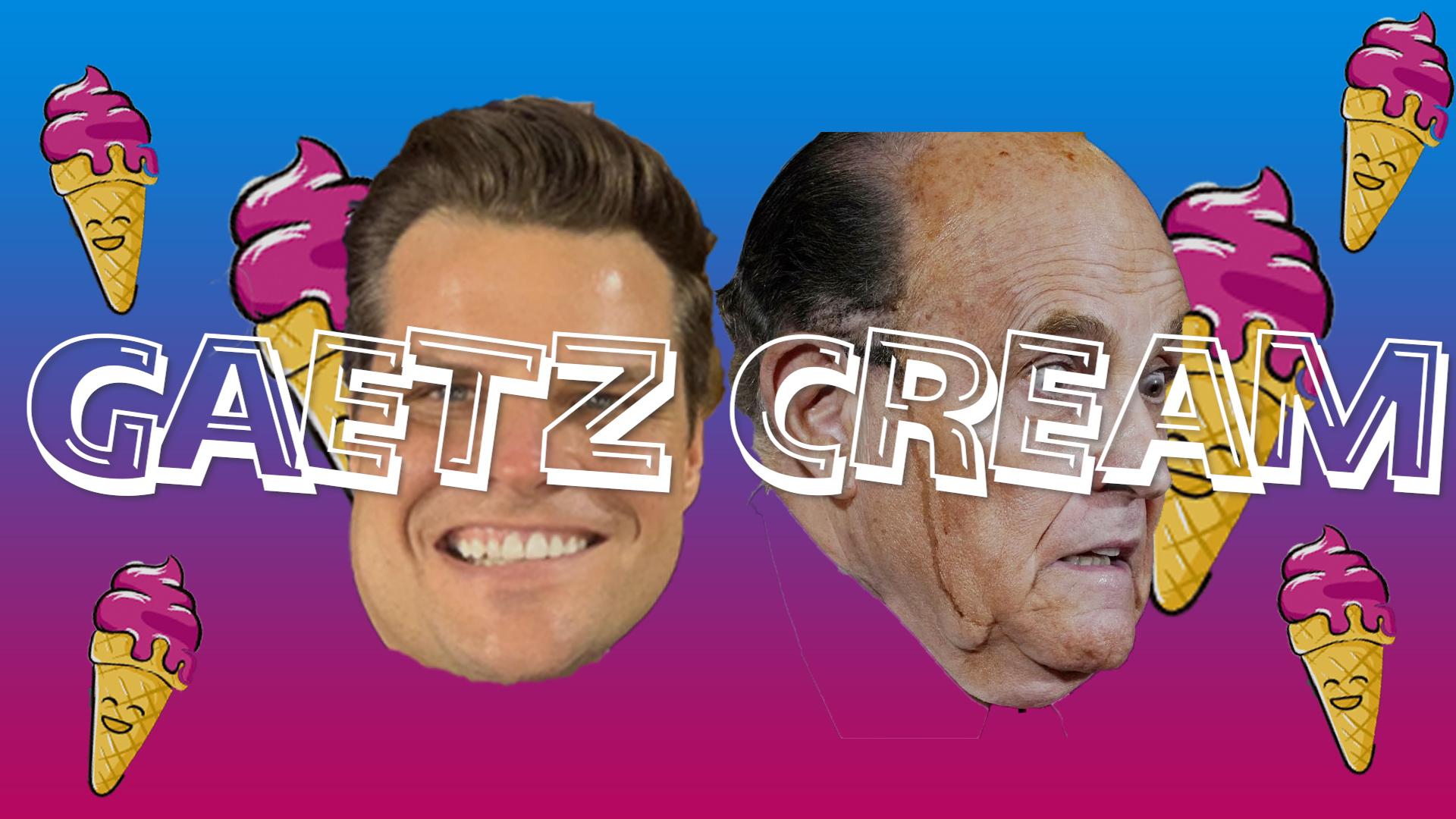 Gaetz Cream