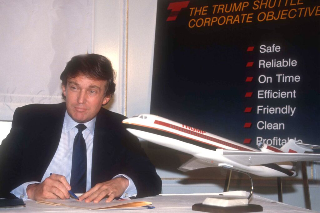 Donald Trump signs off on the flight plan for Gaetz and Greene