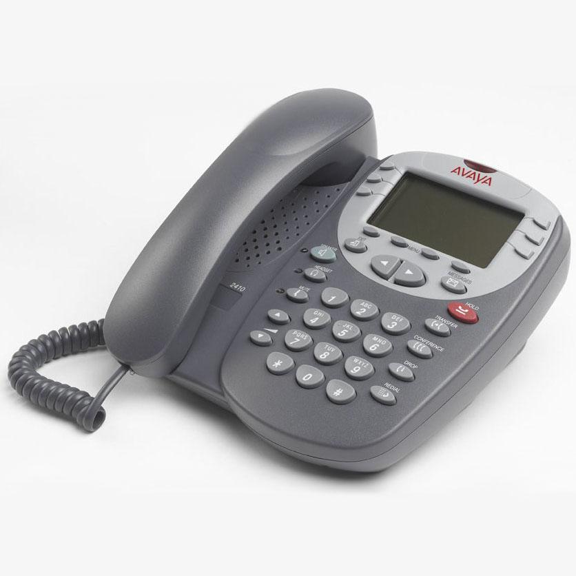 Avaya 2400 Series Digital Telephones