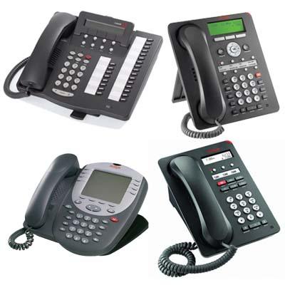 Digital Telephones (1400, 2400, 4400, 5400, 6400 & 9500)
