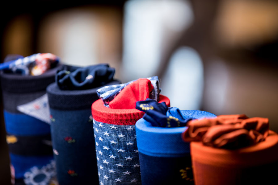Furnishings & Accessories - socks in different colors