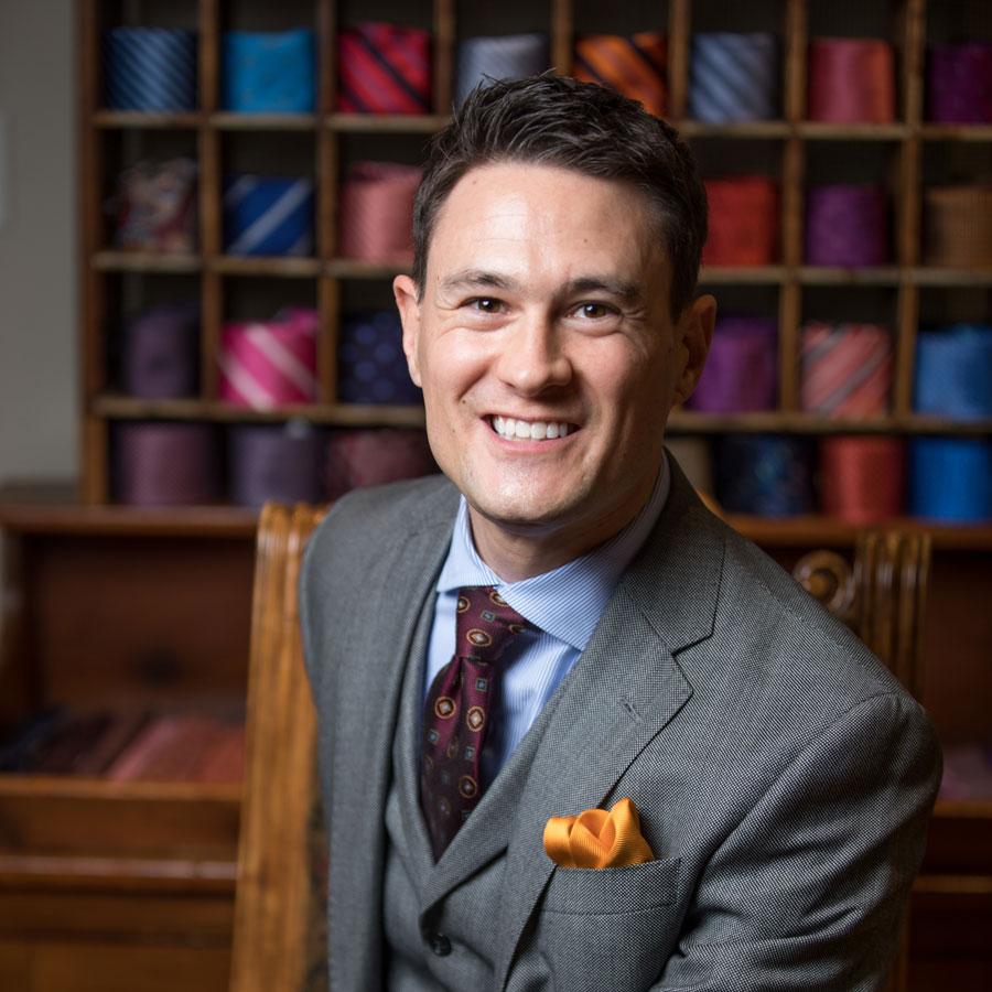 Parker Mitchell