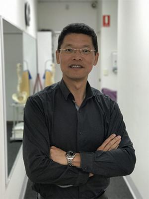 David Chiang - Browns Plains Physio