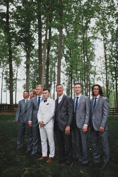 Timothy & Hannah Morgan Wedding Photographs