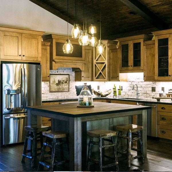 Barn Wedding Venue Kitchen