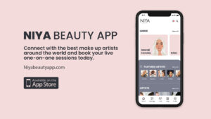 NIYA Beauty ad landscape