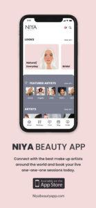 NIYA Beauty ad vertical