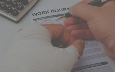 What to Do When You've Been Injured on the Job