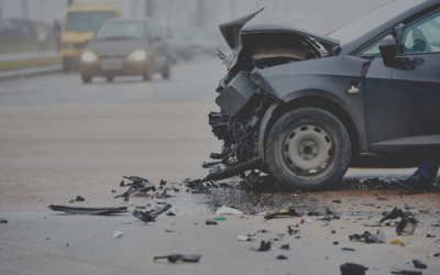 5 Things to Do After You've Had a Car Accident
