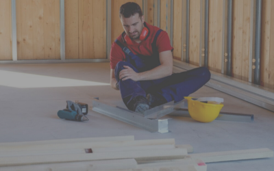 The First Two Things You Need to do After a Workplace Injury Occurs