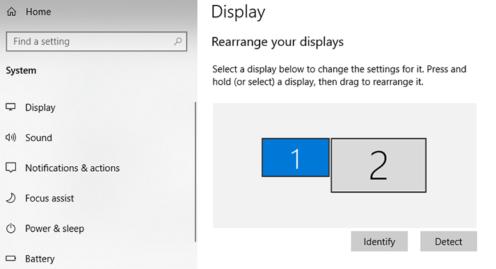 Troubleshooting Multi-Monitor Issues on Windows 10
