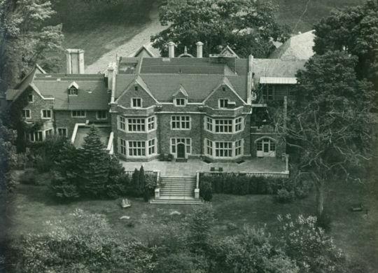 Ward Manor circa 1967