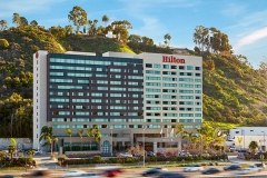 Hilton San Diego New Roofing project