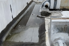 Pounding Water on Commercial Roofs