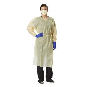 AAM I level 1 isolation gowns