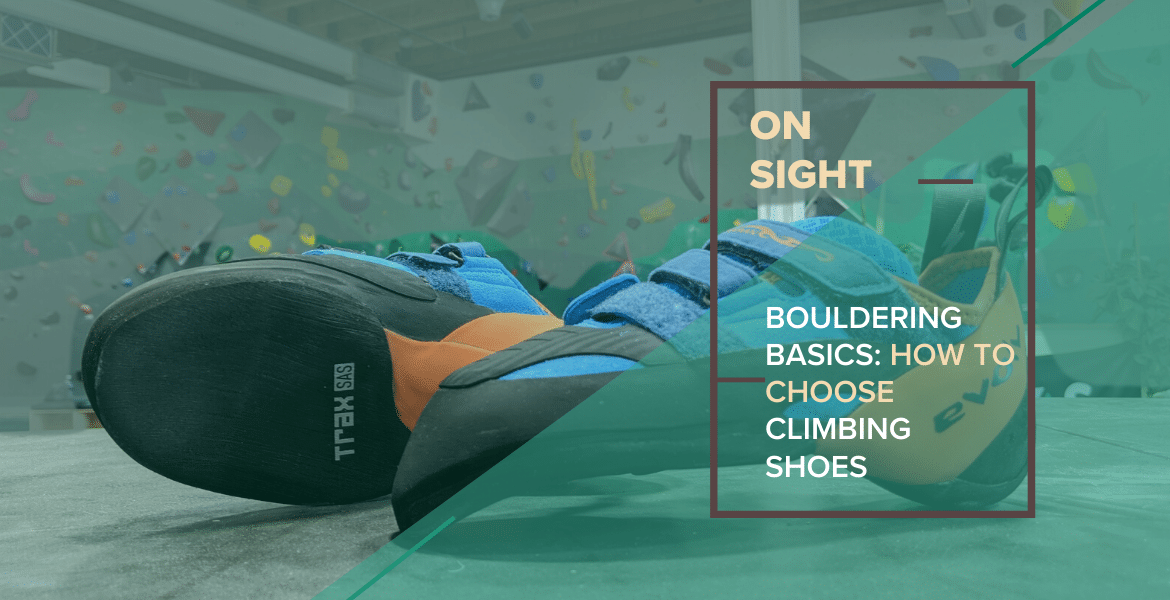 How to Choose Climbing Shoes (Visual)