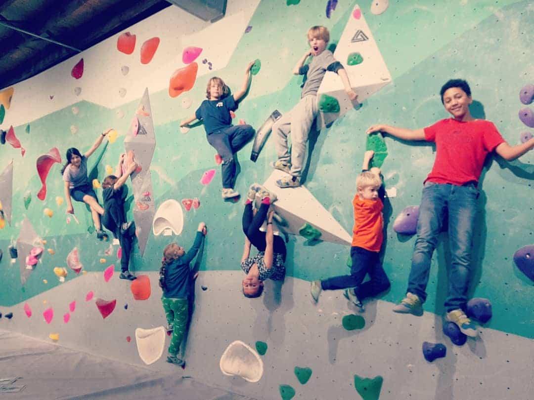 Team Tufas On The Wall