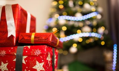 25 DIY Christmas Wrapping Gift Ideas