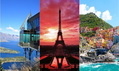 33 Best amazing places to Visit one day