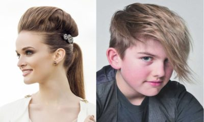 32 Beautiful Hairstyles for 2018