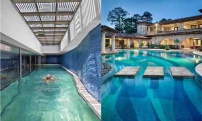 36 Awesome Indoor Swimming Pool ideas