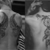 Sexy Back Tattoos for Girls Feture