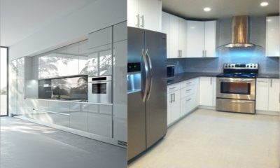 31 Best White Kitchen with Glossy