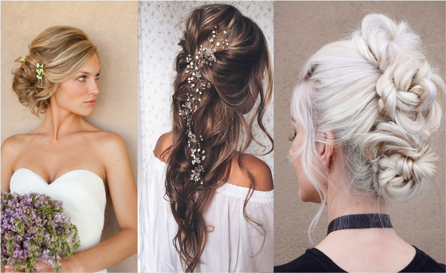 Beautiful Wedding updos for 2018 Feture